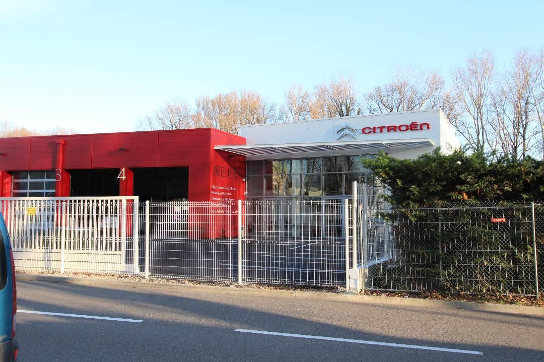 Construction d 39 un garage automobile for Cout construction garage 40m2